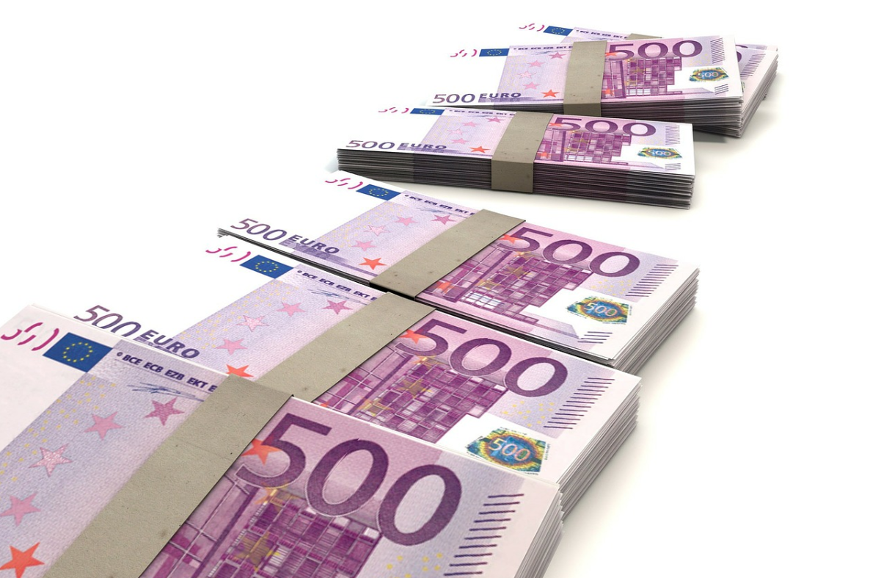 balíčky eur