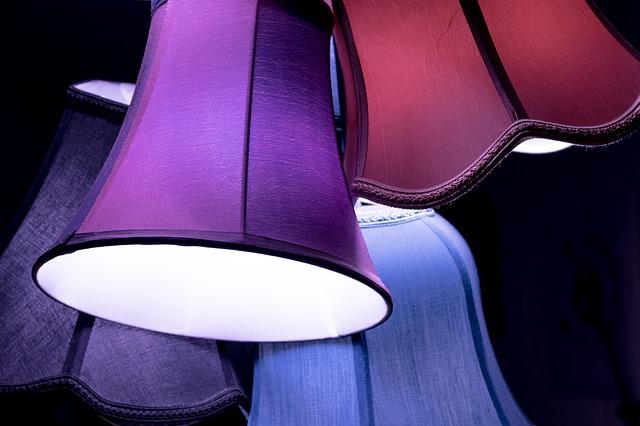 stínítka lamp