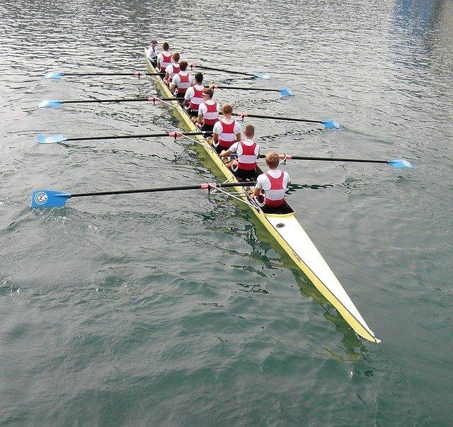 veslařský závod