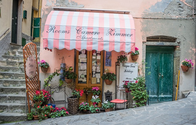italský obchůdek
