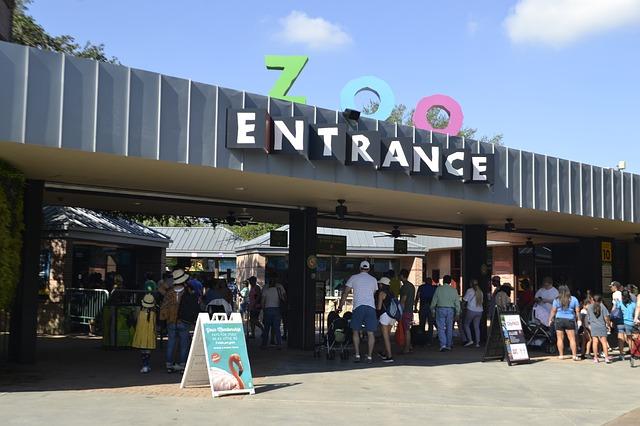 vstup do zoo