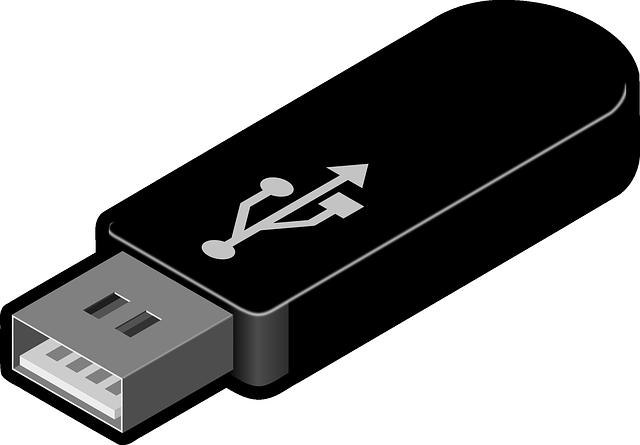USB jako možnost k prezentaci