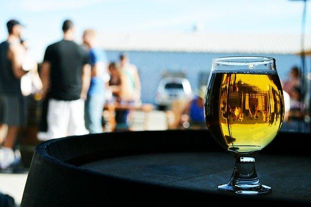 pivo na sudu